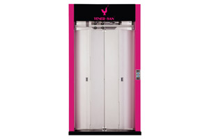 Folding Type V Cabin Doors